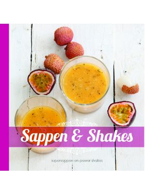 Bowls and Dishes Kookboek Sappen & Shakes 1