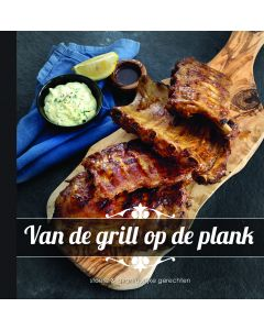 Bowls and Dishes Kookboek van de grill op de plank 1